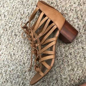 ALDO heels size 8.5 barely worn